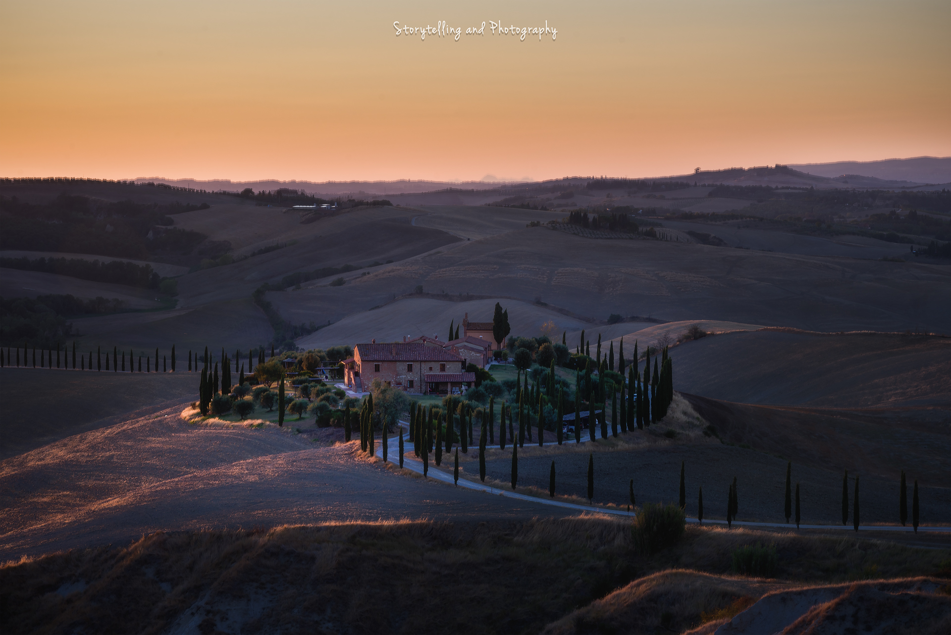 belvedere val d'orcia